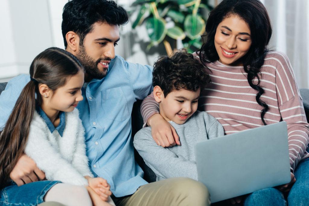 Safe websites por children